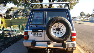 1986 Nissan Patrol Other Whyalla Whyalla Area Preview