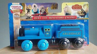 Thomas The Train Wooden Railway Bert The Miniature Engine Brand New   Sealed