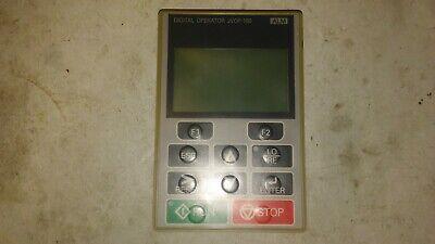 Yaskawa Inverter Control Panel Jvop-180 Rev D Drive Keypad