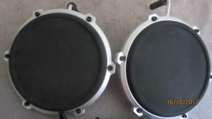 BEHRINGER Drum pads + rack parts