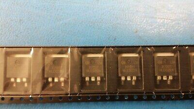 5 Lm317d2t Linear Voltage Regulator Ic Positive Adjustable 1 Output 1.5a D2pak