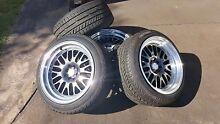 XXR Wheels BMW Honda Nissan Silvia Skyline VW 17x10 4x100 4x114.3 Ormeau Gold Coast North Preview