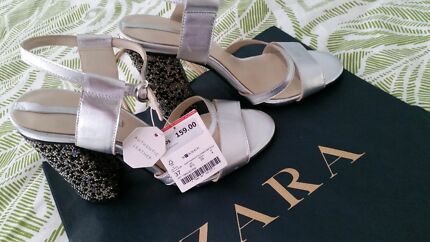 ZARA LADIES SHOES SIZE 6 1 / 2 OR 37 ( NEW )  Kenwick Gosnells Area Preview