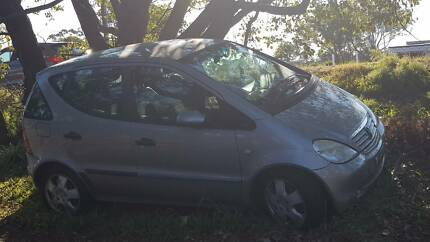 Wrecking 2000 Merc A200 or $150 for WHOLE CAR!! Gymea Sutherland Area Preview