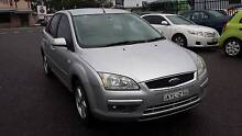 2006 Ford Focus Sedan AUTO LOW 91000km new tyres cheap only 6450 Homebush Strathfield Area Preview