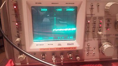 Tektronix 492 50khz 21ghz Spectrum Analyzer Make An Offer
