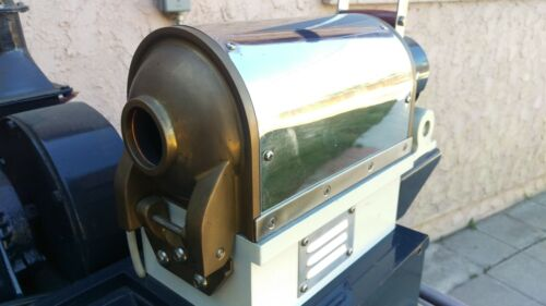 CoffeePRO electric sample roaster (100g / 240V)
