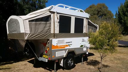 2012 Jayco Swift Outback Camper
