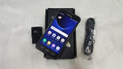 Preowned Used Samsung Galaxy S7 active SM-G891 32GB GRAY ATT GLOBAL GSM Unlocked