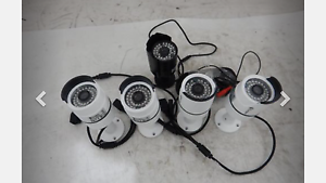 5x Swann security camera's Hornsby Hornsby Area Preview