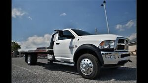 Highway towing services
