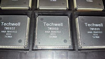New Techwell Tw8800aaqa Display Processor   208 Pin