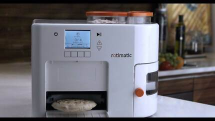Brand new Rotimatic -Automatically makes rotis in minutes!
