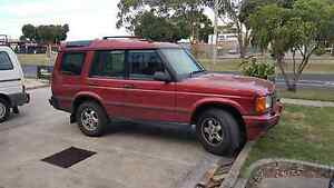 Land Rover Discovery Series 2 V8 Berwick Casey Area Preview
