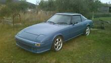 1985 Mazda Rx7 Cygnet Huon Valley Preview