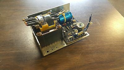 Coutant Power Supply, HSB24-1.2, 24VDC Output, Used, Warranty