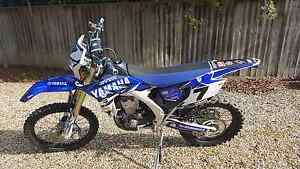 2014 wr450F Bungendore Queanbeyan Area Preview