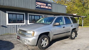 2006 Chevrolet TRAILBLAZER 4X4 CERTIFIED ETESTED ONLY  $3999+tax