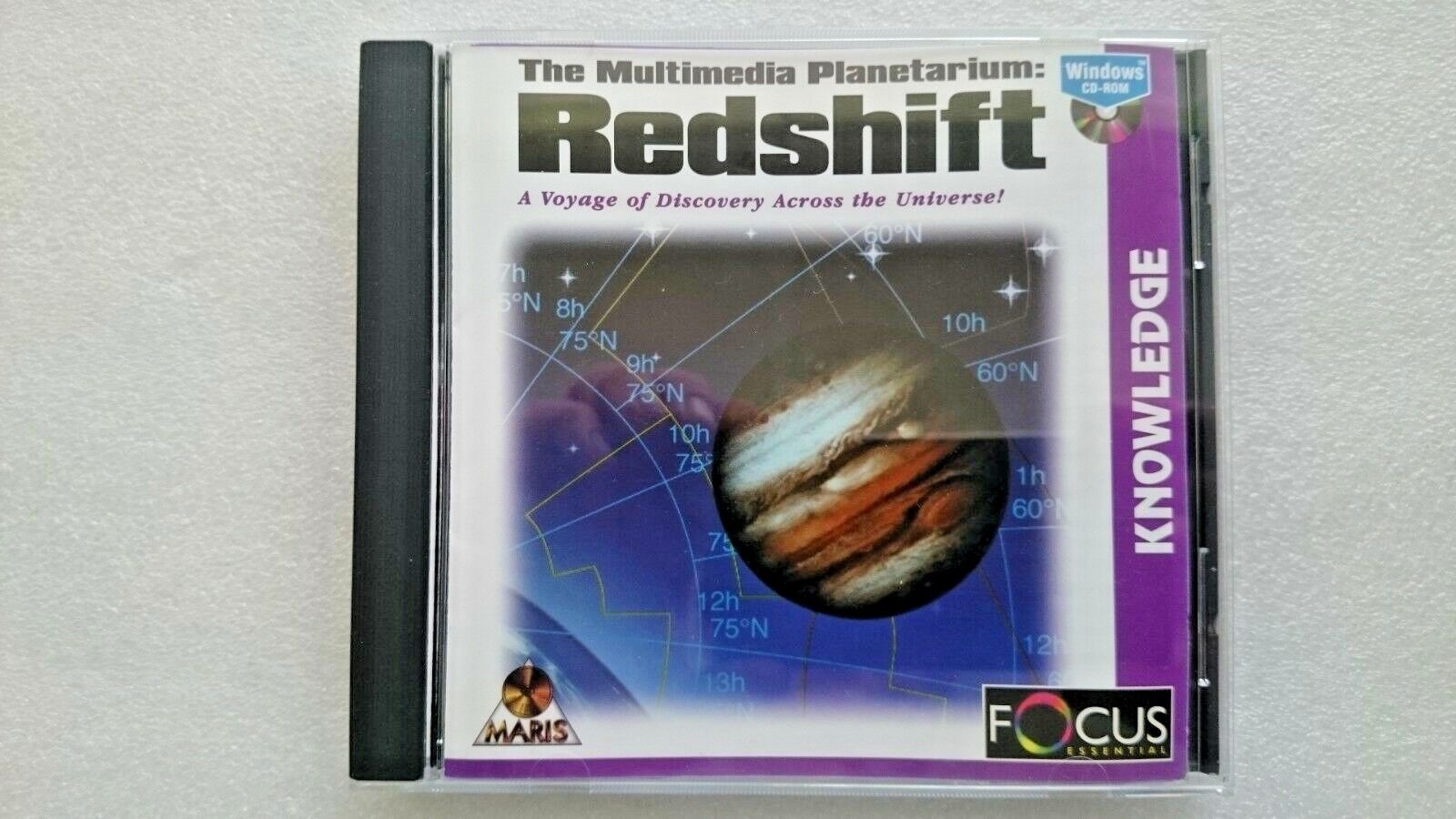 Redshift Multimedia (PC  Windows 1998)