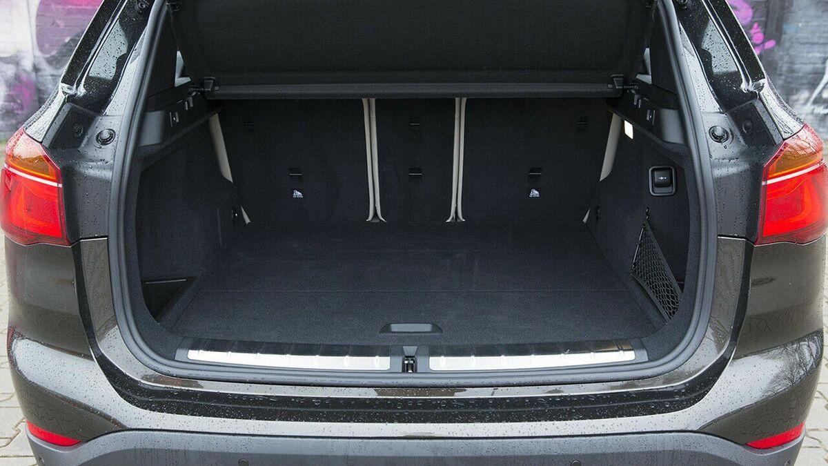 kofferraumvolumen bmw x1