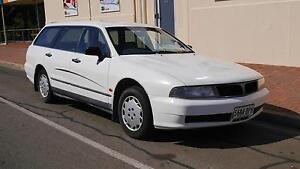 1997 Mitsubishi Magna Station Wagon Renmark Renmark Paringa Preview