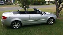 2003 Audi A4 Convertable Airlie Beach Whitsundays Area Preview