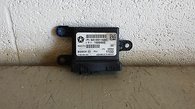 DODGE RAM 1500 2013 LARAMIE LONGHORN PARKING PARKSENSE ASSIST ASSISTANCE MODULE