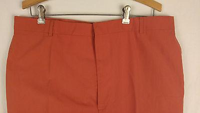 Vtg Mens Orvis Casual Pants Slacks Trousers Flat Front 36x32 1960s