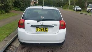 2003 Toyota Corolla Hatchback Macquarie Hills Lake Macquarie Area Preview