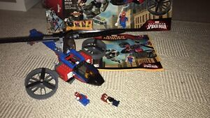 LEGO sets with manuals and boxes