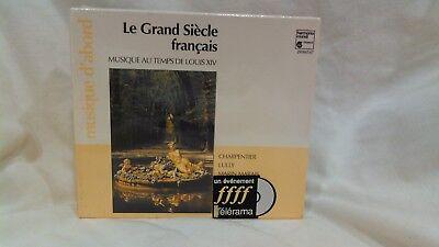 Rare Le Grand Siecle Francais Musique Au Temps Louis Xiv 3Cd Import Set New Bx52
