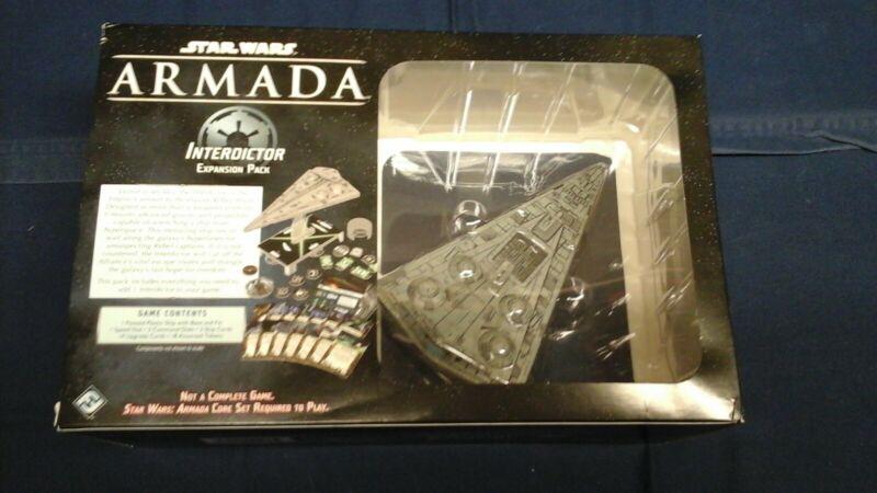 Star Wars Armada Interdictor Class Star Destroyer & Raider Class