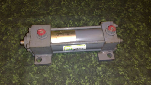 """Miller Air Cylinders - 1-1/2"""" Bore x 3"""" Stroke - 5/8"""" Rod (12479)"""