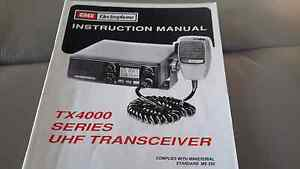 UHF TRANSCEIVER  GREAT VALUE  WORKING GREAT UNIT BAGAIN PRICE Mount Eliza Mornington Peninsula Preview