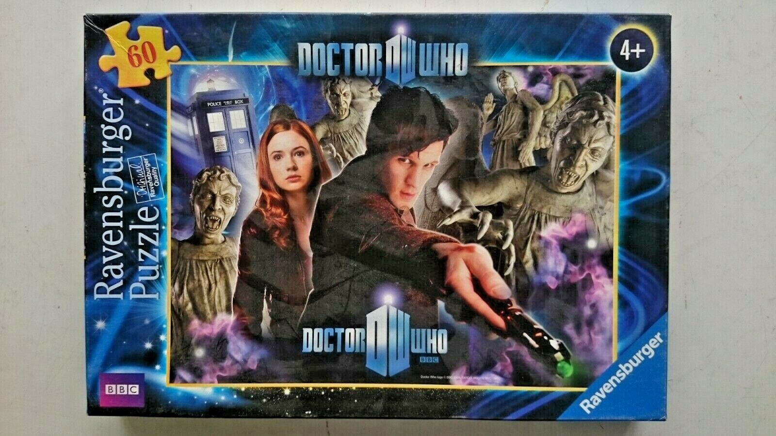 Doctor Who: Weeping Angels 60  Piece Jigsaw Puzzle by Ravensburger