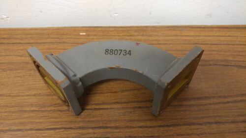 Microwave Waveguide elbow WR112   90°