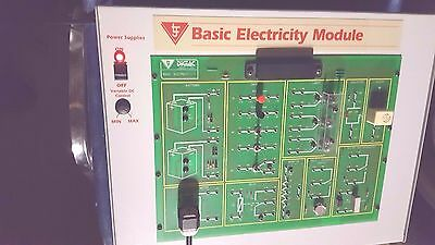 DIGIAC 3000  BASIC ELECTRICITY EXPERIMENT MODULE