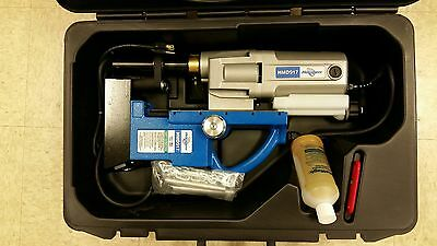 Hougen Hmd917 Heavy Duty Magnetic Drill - New 115v 3 Doc Replaces Hmd914