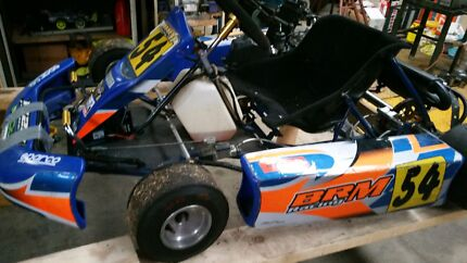 Rotax 125 go kart monaco  Mount Vernon Penrith Area Preview