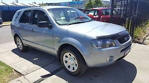 2007 Ford Territory Wagon AUTO DUEL FUEL Williamstown North Hobsons Bay Area Preview