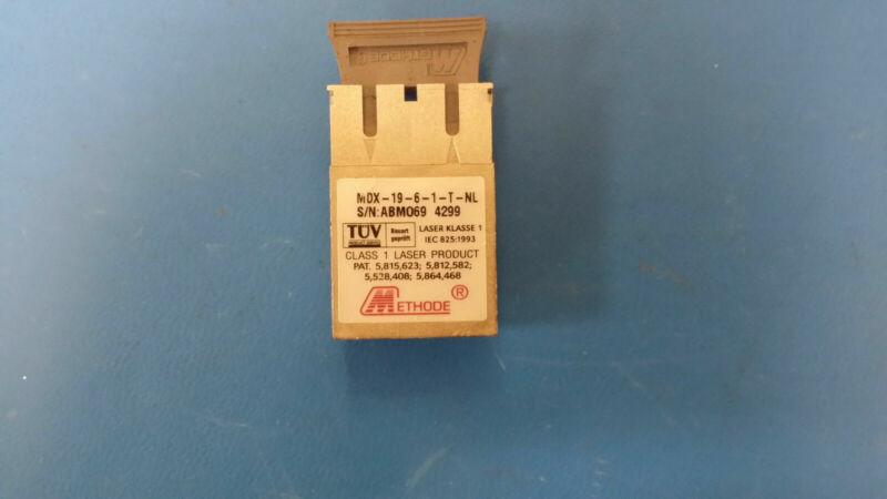 MDX-19-6-1-T-NL METHODE Fiber Optic Connector