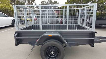 $30 Trailer with Cage for Hire