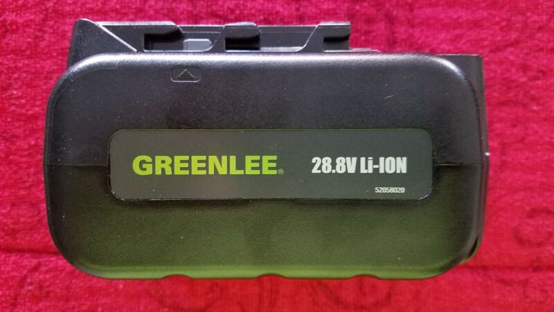 GREENLEE - LBP-288 Lithion Ion battery - NEW