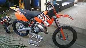 KTM 125sx 2006 rec reg 2 stroke Cranbourne West Casey Area Preview