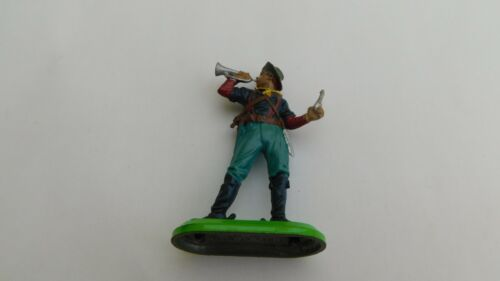 Britains+Deetail+7th+Cavalry.+Bugle+player.