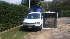 VW T4 TRAKKA CAMPERVAN Mooney Mooney Gosford Area Preview
