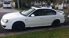 2002 Subaru Other Sedan Grafton Clarence Valley Preview