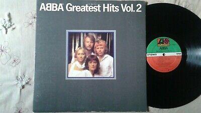ABBA-Greatest Hits Vol. 2- Vinyl LP