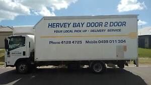 HERVEY BAY DOOR 2 DOOR Fraser Coast Preview