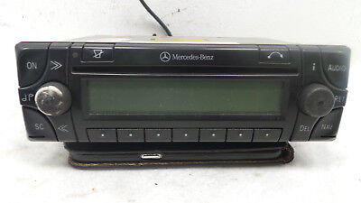 Mercedes W163 ML Audio 30 APS Navigationsystem Navi Autoradio A 2088201926
